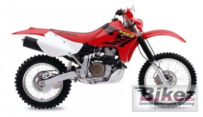 2002 Honda XR 650 R photo