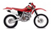 2002 Honda XR 400 R photo
