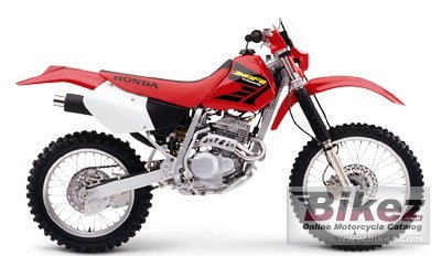 2002 Honda XR 250 R photo