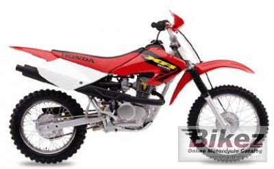 2002 Honda XR 80 R photo