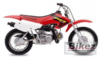 2002 Honda XR 70 R photo