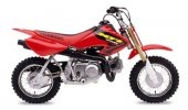 2002 Honda XR 50 R photo