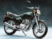 2002 Honda CB 125 T photo