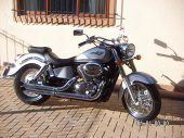 2002 Honda Shadow 400