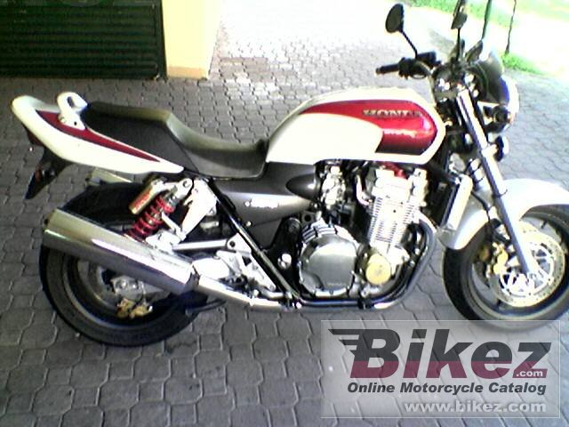 Honda CB 1300 Super Four