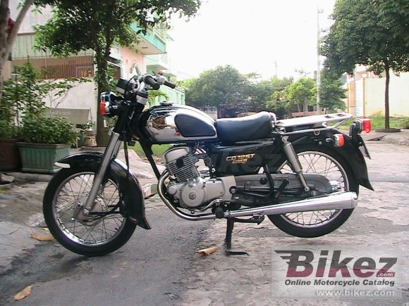 2002 Honda CD 125 T Benly