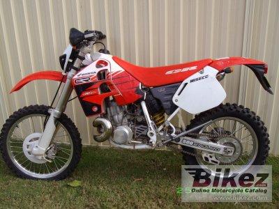 Honda CR500 Thread CR500R CR480R CR500AF Adventure Rider