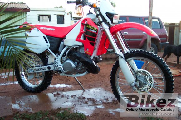 2002 Honda CR 500 E photo