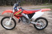 2002 Honda CR 125 photo