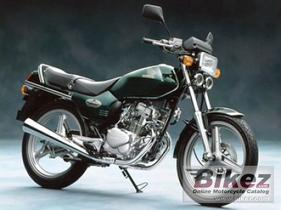 2002 honda cb 125 t specifications and pictures. Black Bedroom Furniture Sets. Home Design Ideas
