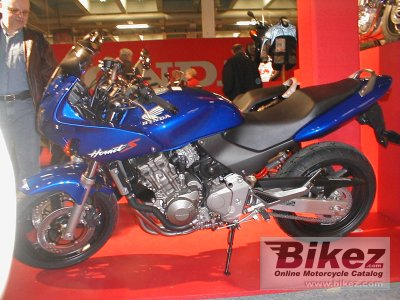 2002 Honda Cb 600 S Hornet S Specifications And Pictures