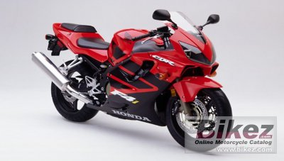 2002 Honda Cbr 600 F Specifications And Pictures