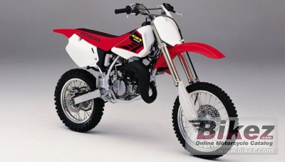 2002 honda cr 80 r specifications and pictures. Black Bedroom Furniture Sets. Home Design Ideas