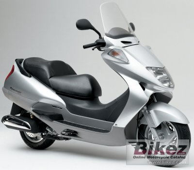 2002 Honda Foresight 250