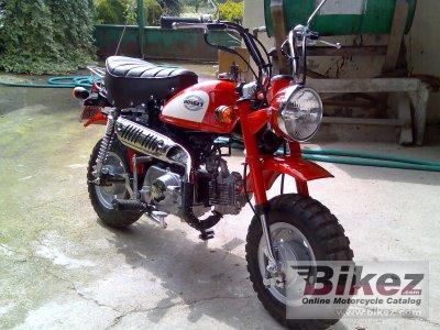 2002 Honda Monkey 50