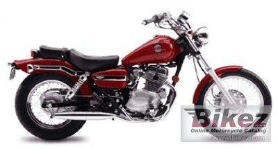 2002 Honda Rebel 250