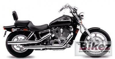 2002 Honda Vt 1100 C Shadow Spirit Specifications And Pictures