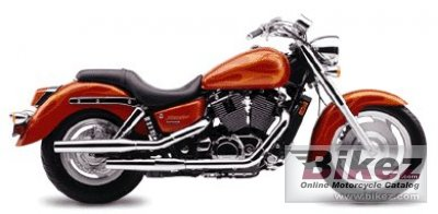 2002 Honda Vt 1100 C2 Shadow Sabre Specifications And Pictures