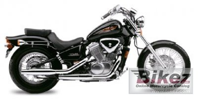 2002 Honda Vt 600 C Shadow Vlx Specifications And Pictures Rh Bikez Com  2002 Honda Shadow