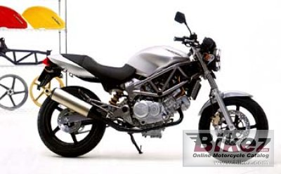 Honda 250 Motorcycle