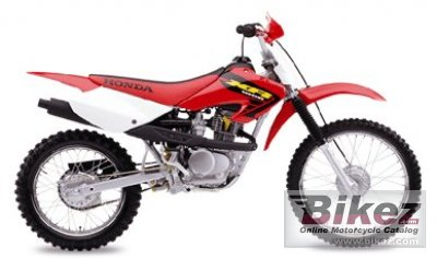 2002 honda xr 100 r specifications and pictures rh bikez com 2001 xr100 service manual 2002 XR100