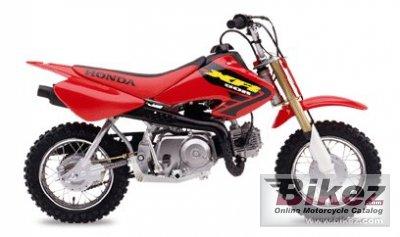 2002 Honda XR 50 R