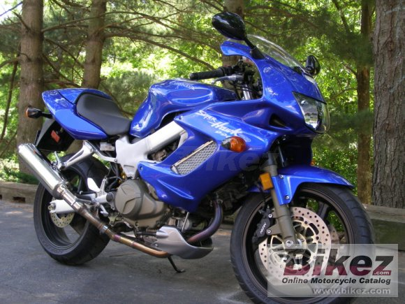 2003 Honda VTR 1000 F FireStorm / Super Hawk