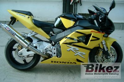 2003 Honda CBR 900 RR Fireblade - 954 RR photo