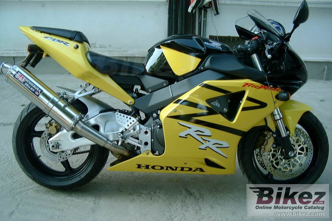 Big  cbr 900 rr fireblade - 954 rr picture and wallpaper from Bikez.com