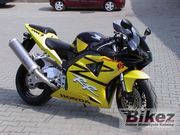 2003 Honda CBR 900 RR Fireblade / 954 RR photo