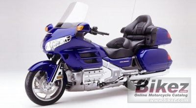 2003 Honda GL 1800 Gold Wing photo