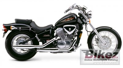 2003 Honda VT 600 C Shadow photo