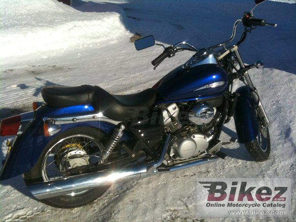 2003 Honda VT 125 Shadow