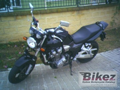 2003 Honda CB 1300 Super Four photo