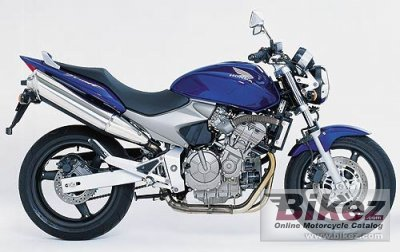 2003 Honda CB 600 S Hornet-S photo
