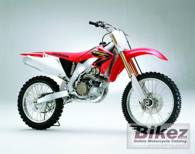 2003 Honda CRF 450 R photo