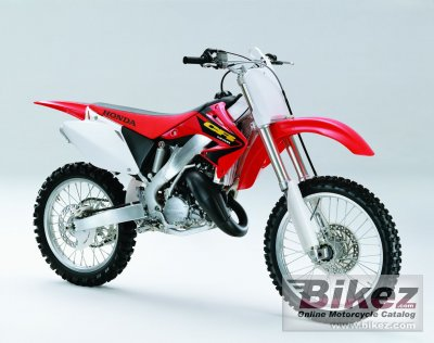 2003 Honda CR 125 R photo