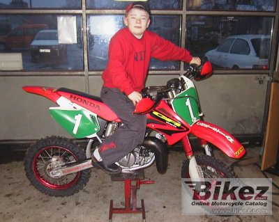 2003 Honda CR 80 R photo