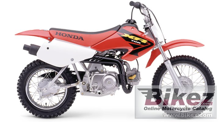 Big The respective copyright holder or manufacturer xr 70 r picture and wallpaper from Bikez.com