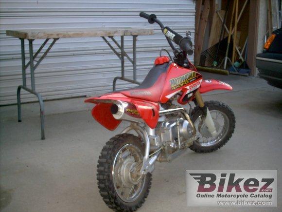 2003 Honda XR 50 R