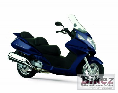 2003 Honda Silver Wing specifications and pictures