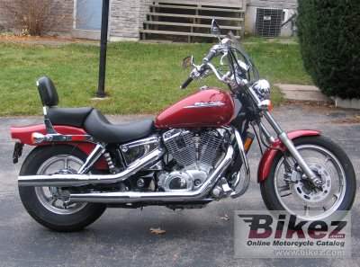 2003 Honda Vt 1100 C2 Shadow Specifications And Pictures