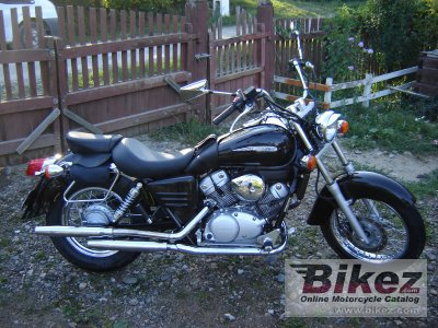 Honda Shadow Bobber >> 2003 Honda VT 125 Shadow specifications and pictures