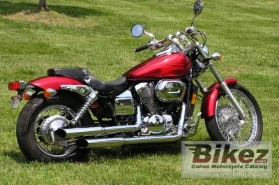 2003 Honda VT 750 C2 Shadow specifications and pictures