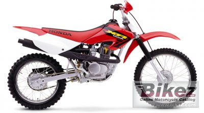 2003 Honda XR 100 R specifications and pictures