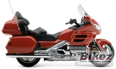 2004 Honda GL 1800 Gold Wing ABS photo