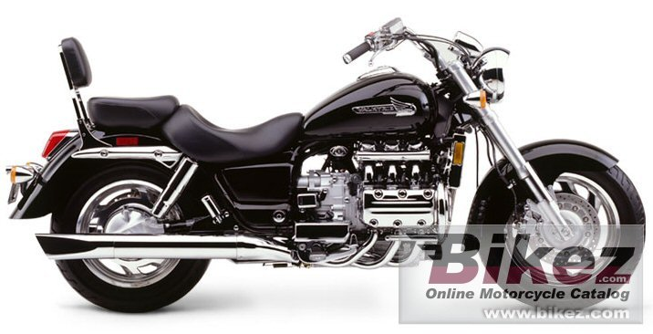 Big Honda valkyrie picture and wallpaper from Bikez.com
