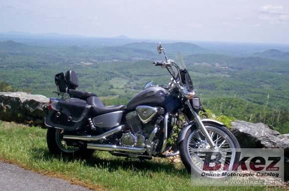 2004 Honda VT 600 Shadow VLX photo