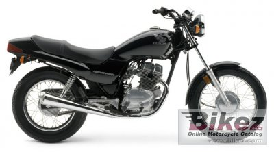 2004 Honda CB 250 Nighthawk photo