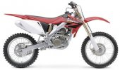 2004 Honda CRF 250 F photo
